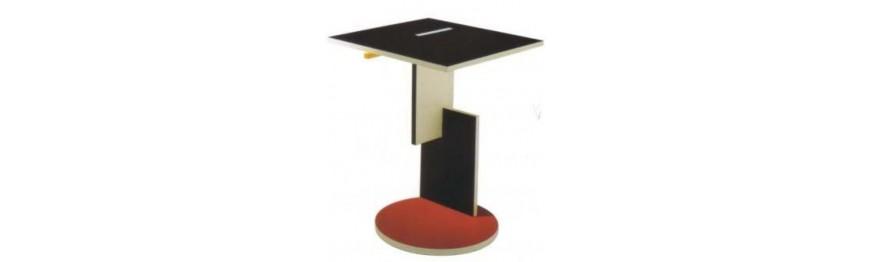 Tavolino Laccato Rietveld