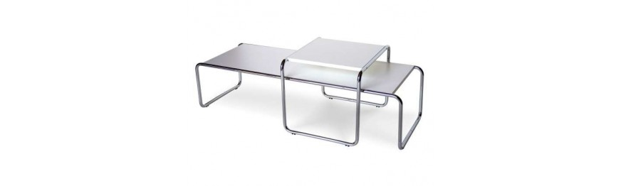 Tavolini laccio bianchi